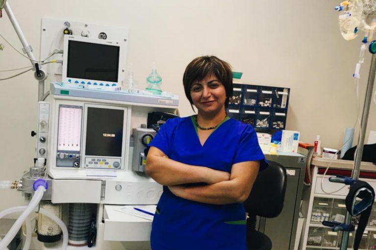 Doç. Dr. Saime İrkören İzmir